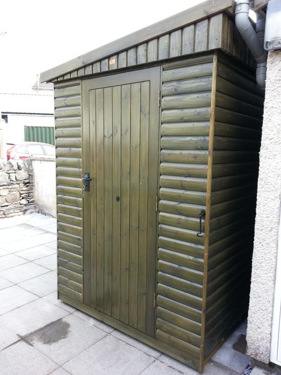 6 x 5 garden shed keswick cumbria previousplaynext