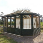 16' x 12' Octagonal Garden Room by Hesket Timber Buildings & Joinery