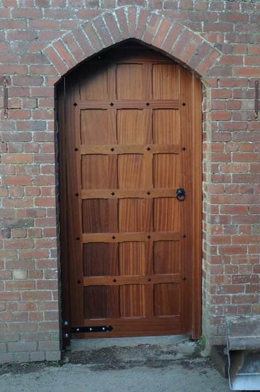 Hardwood Doors Premium Quality Timber Buildings Hesket